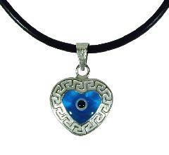 Подвеска - обрамление медальона из серебра 925 пробы (в форме сердца)