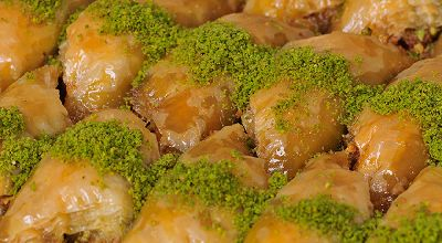 Шейбийет (Soybiyet) баклава