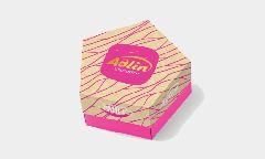 Конфеты из пашмалы со вкусом розы в розовой глазури 150 гр
