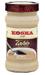 Тахина (кунжутная паста) 300 гр Коска