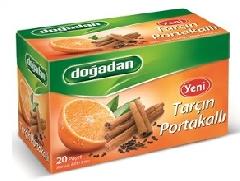 Чай Догадан апельсинкорица