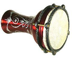 Turk Klasik Darbukasi (Drum) - Small