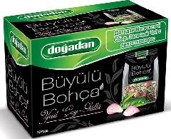 """Чай Догадан """"Волшебный сад"""" зеленый с розой"""