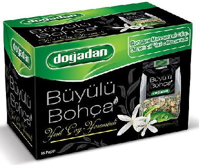 """Чай Догадан """"Волшебный сад"""" зеленый с жасмином"""