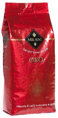 Кофе в зернах Milani Oro 500 гр