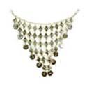 Ожерелья на шею, браслеты для ног и рук