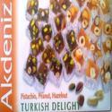 турецкий лукум с арахисом фисташками и фундуком
