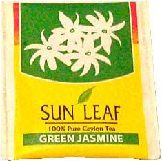 Чай пакетированный черный зеленый с добавками