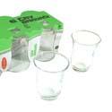Турецкие стаканы (армуды) для чая 6 шт