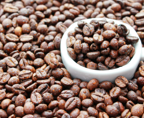 Кофе зерновой Италия