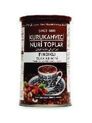 Турецкий кофе молотый с орехом Nuri Toplar Turkish 250 г