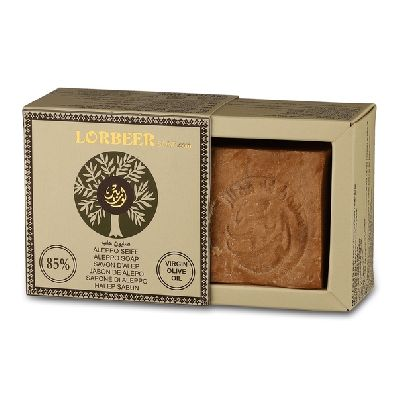 Traditional EXTRA VIRGIN 15% laurel soap