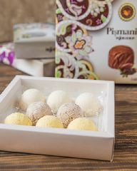 Пишмание ассорти со вкусом ванили, какао и шафрана в подарочной упаковке, Hajabdollah, 160 г