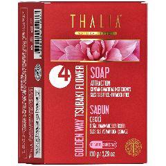 Thalia Golden Way твердое мыло на основе масла японского цветка цубаки 150 гр