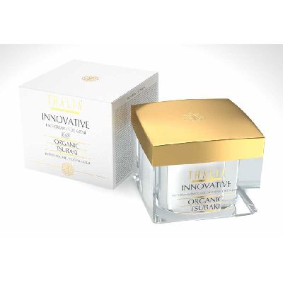Thalia Innovative Organic крем для лица против старения на основе масла Цубаки 50мл