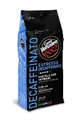 КОФЕ В ЗЕРНАХ VERGNANO 1882 DECAFFEINATED 100% ARABICA, 1000 ГР