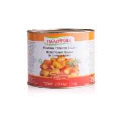 Фасоль печеная в томатном соусе PALIRRIA 2000г