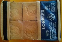 X6 Traditional Lorbeer Soap 5% Laurel soap