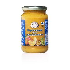 Десерт персиковый с фруктовым миксом DELPHI 360г