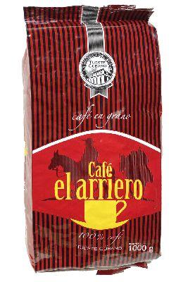 Кофе в зернах Arriero Puro 500 гр