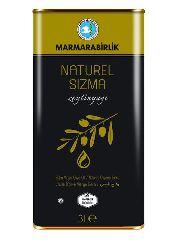 Масло оливковое натуральное EXTRA VIRGIN в жестяной банке 3 л