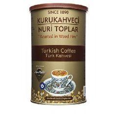 Турецкий кофе молотый Kurukahveci Nuri Toplar 500 г
