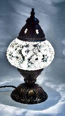 Светильник мозаичный настольный