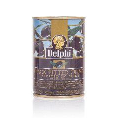 Маслины без косточки в рассоле DELPHI Superior 261-290 400г