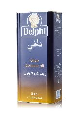 Масло оливковое POMACE DELPHI 5л