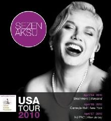 Билеты на концерт Сезен Аксу в Карнеги Холл (New York, USA)