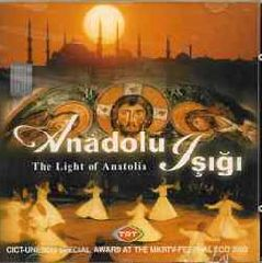 Anadolu Isigi - The Light of Anatolia / In English (VCD)