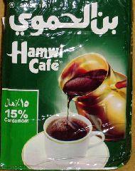 Кофе по-восточному Хамви 200 гр кардамон 15%
