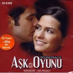 Ask Oyunu / Soundtrack (1-я часть + VCD в подарок)