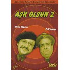 Ask Olsun - 2 (Devekusu Kabare)