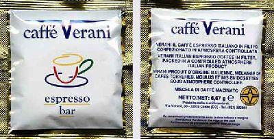 Кофе в чалдах Verani Bar Италия