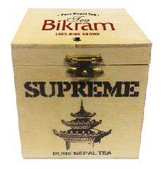 Непальский чай в деревянной шкатулке