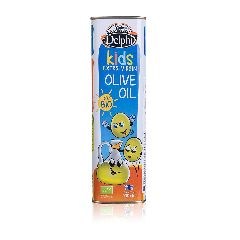 Масло оливковое Extra Virgin БИО KIDS DELPHI 0,5л