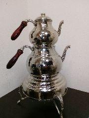Чайник турецкий двойной на углях
