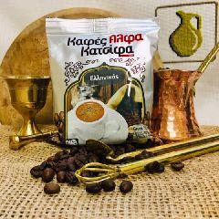 Молотый греческий кофе Alfa Katsifa 80 гр