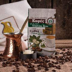 Греческий молотый кофе с мастикой ANEMOS 96 гр
