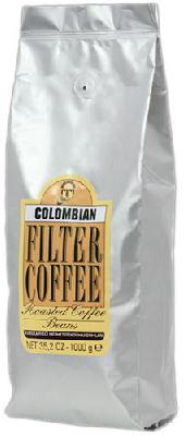 Mehmetefendi колумбийский зерновой 1 кг