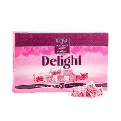 Лукум с розовым маслом и розовой водой