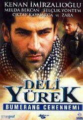Deli Yurek / Bumerang Cehennemi (DVD)