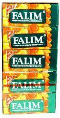 Жевательная резинка Falim фруктовая
