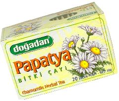 Травяной ромашковый чай Dogadan