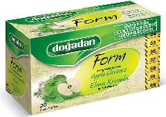 Фито чай Dogadan Form с яблоком