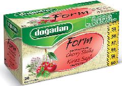 Чай Dogadan Form Kirazli (с черешней)