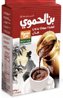 Кофе Хамви (Мокка) 500 гр молотый