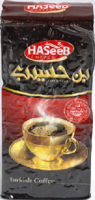 Кофе Хасиб с кардамоном 10% 500 гр