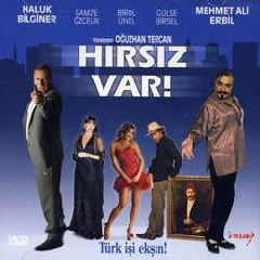 Hirsiz Var (VCD)